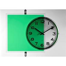 Film tranparent couleur Vert menthe