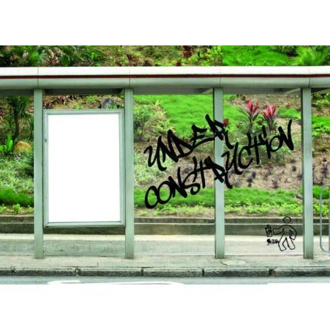 Film anti-graffitis incolore AGI 100