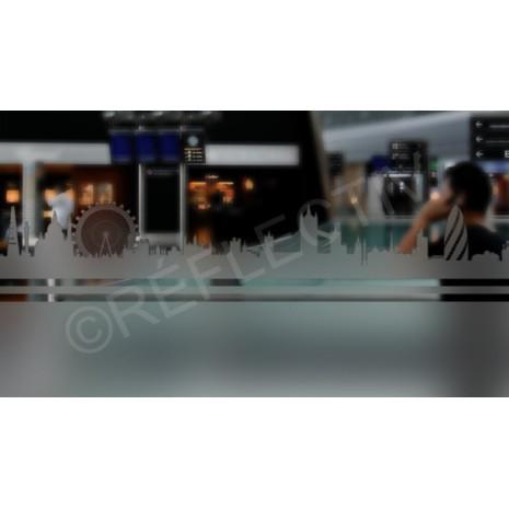 Frise décorative LONDRES TWY150