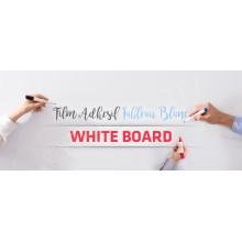Film adhésif tableau blanc effaçable à sec